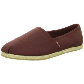 Jack & Jones Espadrille rot