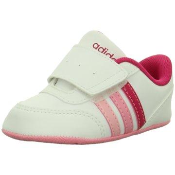 adidas Kleinkinder Mädchen weiß