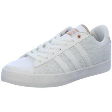 adidas Sneaker LowADVANTAGE - F36481 weiß