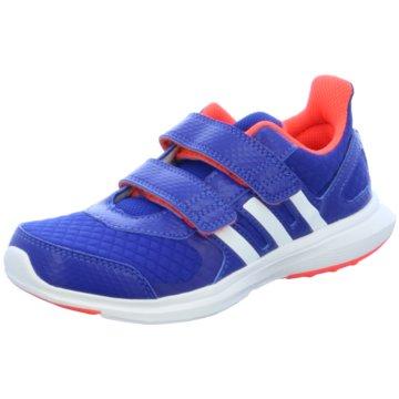 adidas Trainings- und Hallenschuhhyperfast 2.0 cf k blau