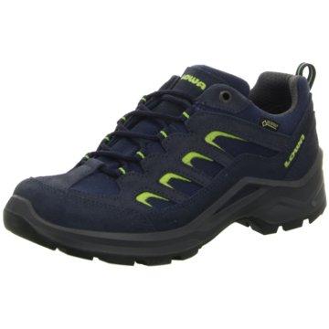 LOWA Outdoor SchuhSESTO GTX® LO blau