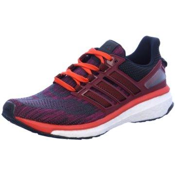 adidas Runningenergy boost 3 m Laufschuhe Herren schwarz rot rot