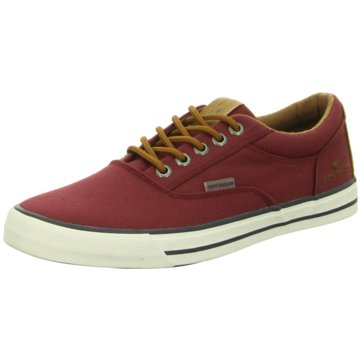 Tom Tailor Skaterschuh rot