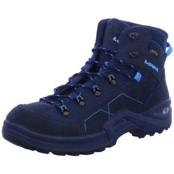 LOWA Wander- & BergschuhKODY III GTX MID JUNIOR - 350099 blau