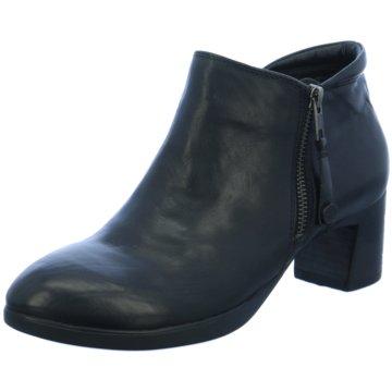 Think Ankle Boot schwarz