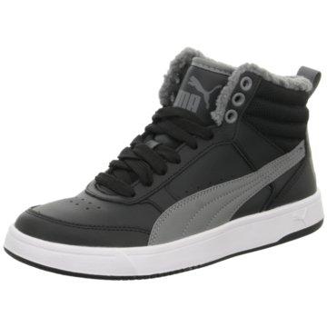 Puma Sneaker High359699 02 schwarz