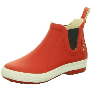 Aigle Lolly Chelsea Rouge