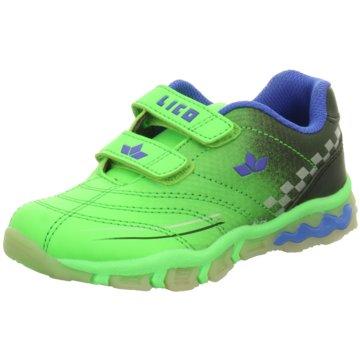 Lico Trainings- und Hallenschuh grün