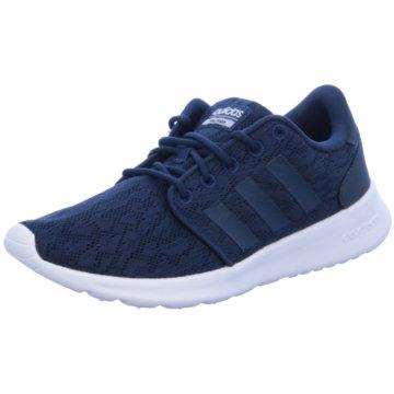 adidas TrainingsschuheCloudfoam QT Racer Women blau