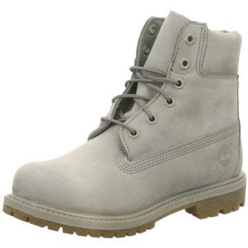 Timberland SchnürbootIcon 6in Premium Boot Damen Stiefel grau grau