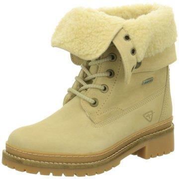 Tamaris Boots beige