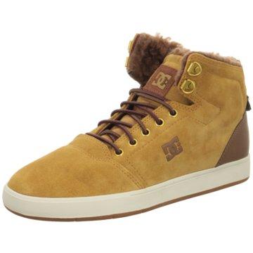 DC Shoes Sneaker High braun