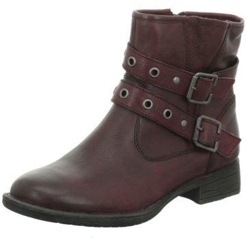 Jana Biker Boot rot