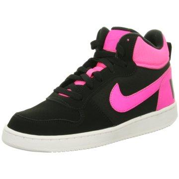 Nike Sneaker High schwarz