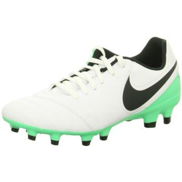 Nike Stollen-Sohle weiß