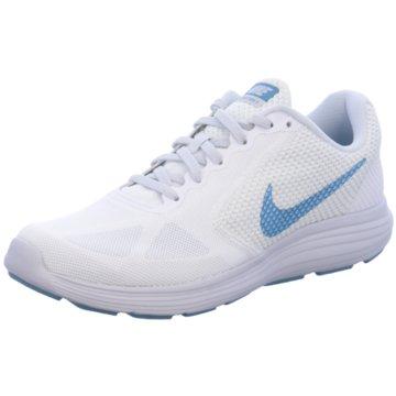 Nike Hallenschuhe weiß