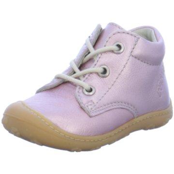Ricosta Kleinkinder MädchenCorbi rosa