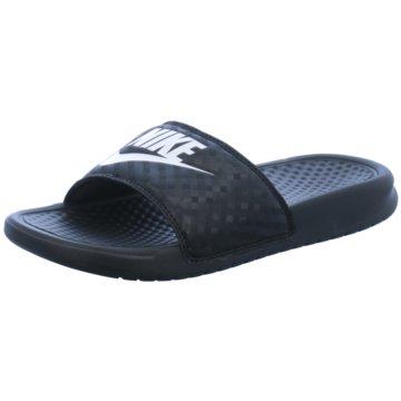 Gumbies BadelatscheNike Benassi JDI Women's Slide - 343881-011 schwarz