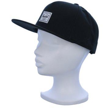 Herschel Hut Damen schwarz