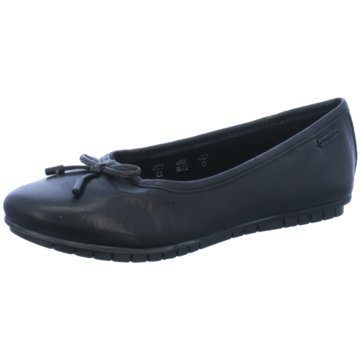 Bugatti Klassischer BallerinaLexi schwarz