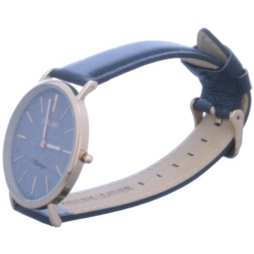 OOZOO Damenuhren blau