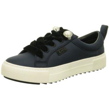 Karl Lagerfeld Sneaker blau