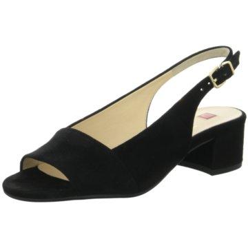 Högl Sandalette schwarz
