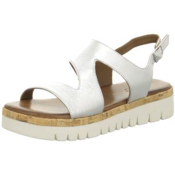 Inuovo Top Trends Sandaletten grau