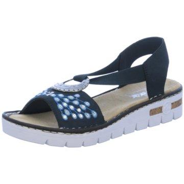 Rieker Plateau Sandaletten für Damen kaufen |