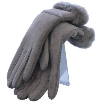 UGG Australia Handschuhe Damen grau
