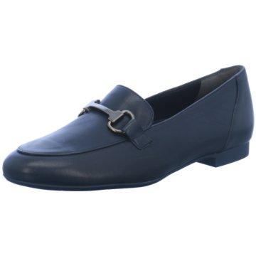 Paul Green Business Slipper blau