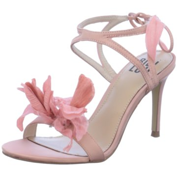 Bibi Lou Riemchensandalette rosa