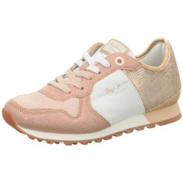 Pepe Jeans Sneaker Low pink