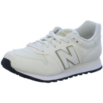 New Balance Sneaker Sports weiß