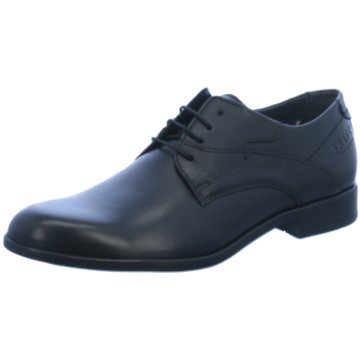 Fretz Men Business Schnürschuh grau