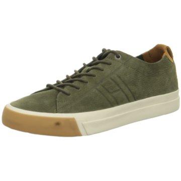 Tommy Hilfiger Sneaker Low grün