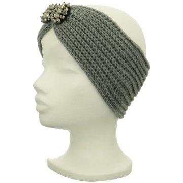 Cartoon Stirnbänder Damen grau