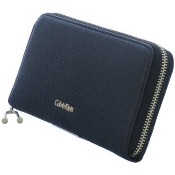 Calvin Klein Geldbörse schwarz
