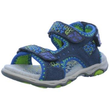 Salamander Sandale blau