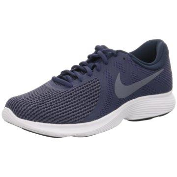 Nike Sneaker LowNike Revolution 4 blau