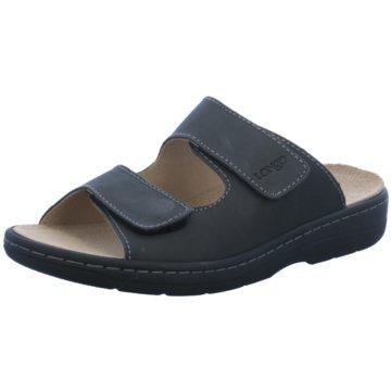 Longo Komfort Schuh grau