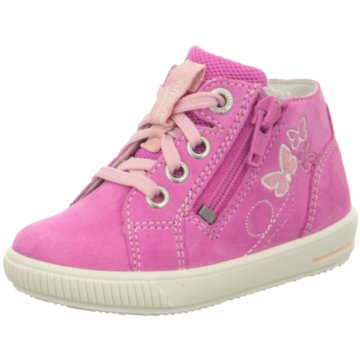 Superfit Sneaker High pink