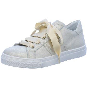 Micio Sneaker Low silber
