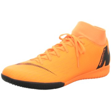 Nike Hallenschuhe orange