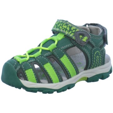 Salamander Sandale grün
