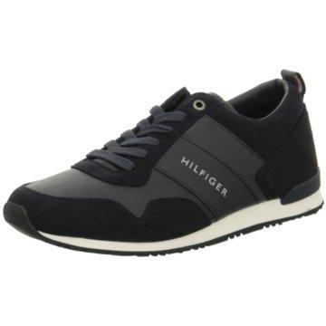 Tommy Hilfiger Sneaker Low blau