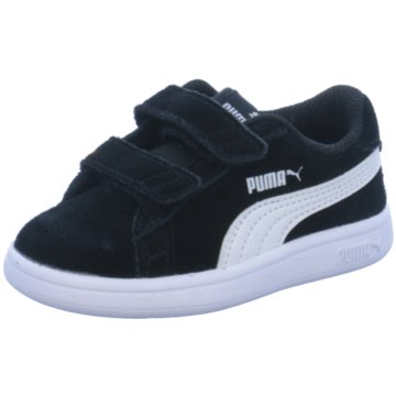 Puma Sneaker Low SMASH V2 SD V INF - 365178 schwarz
