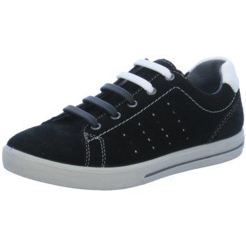 Ricosta Sneaker Low schwarz