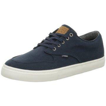 Element Sneaker Low blau