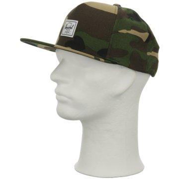 Herschel Caps Herren grün
